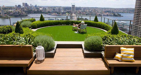 بام سبز مشهد،باغ بام چیست؟چگونه بام سبز بسازیم؟